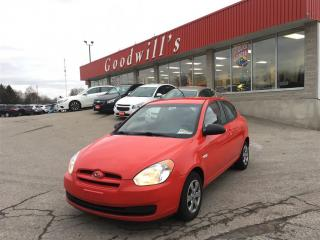 Used 2008 Hyundai Accent L for sale in Aylmer, ON