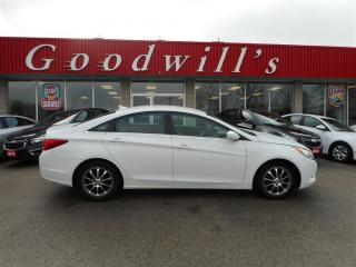 Used 2012 Hyundai Sonata GLS! HEATED LEATHER SEATS! for sale in Aylmer, ON