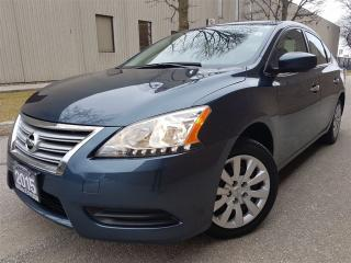 Used 2015 Nissan Sentra 1.8 SV-Pristine condition!! for sale in Mississauga, ON