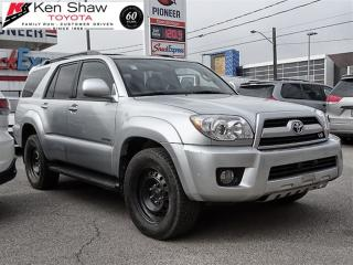 Used 2007 Toyota 4Runner Limited  WITH TWO SETS OF TIRES for sale in Toronto, ON