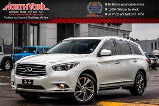 Used 2015 Infiniti QX60 AWD|DualPaneSunroof|Nav.|Backup_Cam|Bluetooth|Leather|20