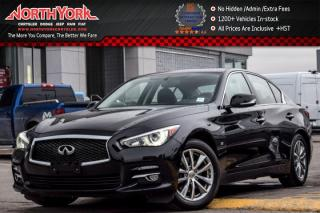 Used 2014 Infiniti Q50 Premium|AWD|Sunroof|Nav.|Bose|HeatSeats|Bluetooth|17