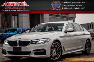 Used 2017 BMW 5 Series 530i xDrive |MSportPkg|Sunroof|Nav|BackUpCam|PkAsst.|19