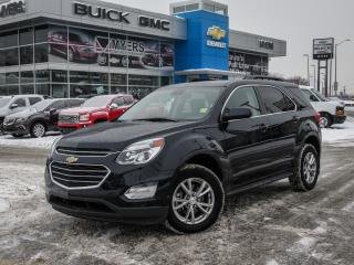 Used 2017 Chevrolet Equinox Equinox LT AWD,  True North Edition, heated seats, Navigation, Power sunroof, , Remote start for sale in Ottawa, ON