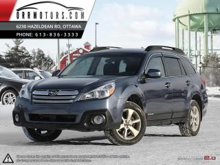 Used 2014 Subaru Outback 2.5i Touring for sale in Stittsville, ON