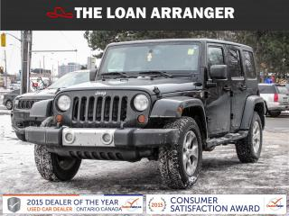 Used 2013 Jeep Wrangler for sale in Barrie, ON