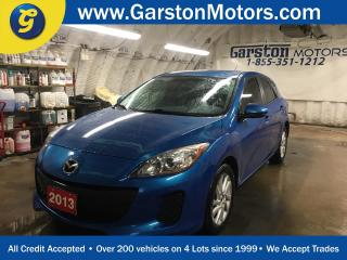 Used 2013 Mazda MAZDA3 AUTO*PHONE CONNECT*CLIMATE CONTROL*KEYLESS ENTRY*POWER WINDOWS/LOCKS/MIRRORS*CRUISE CONTROL* for sale in Cambridge, ON