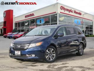 Used 2015 Honda Odyssey Touring for sale in Guelph, ON