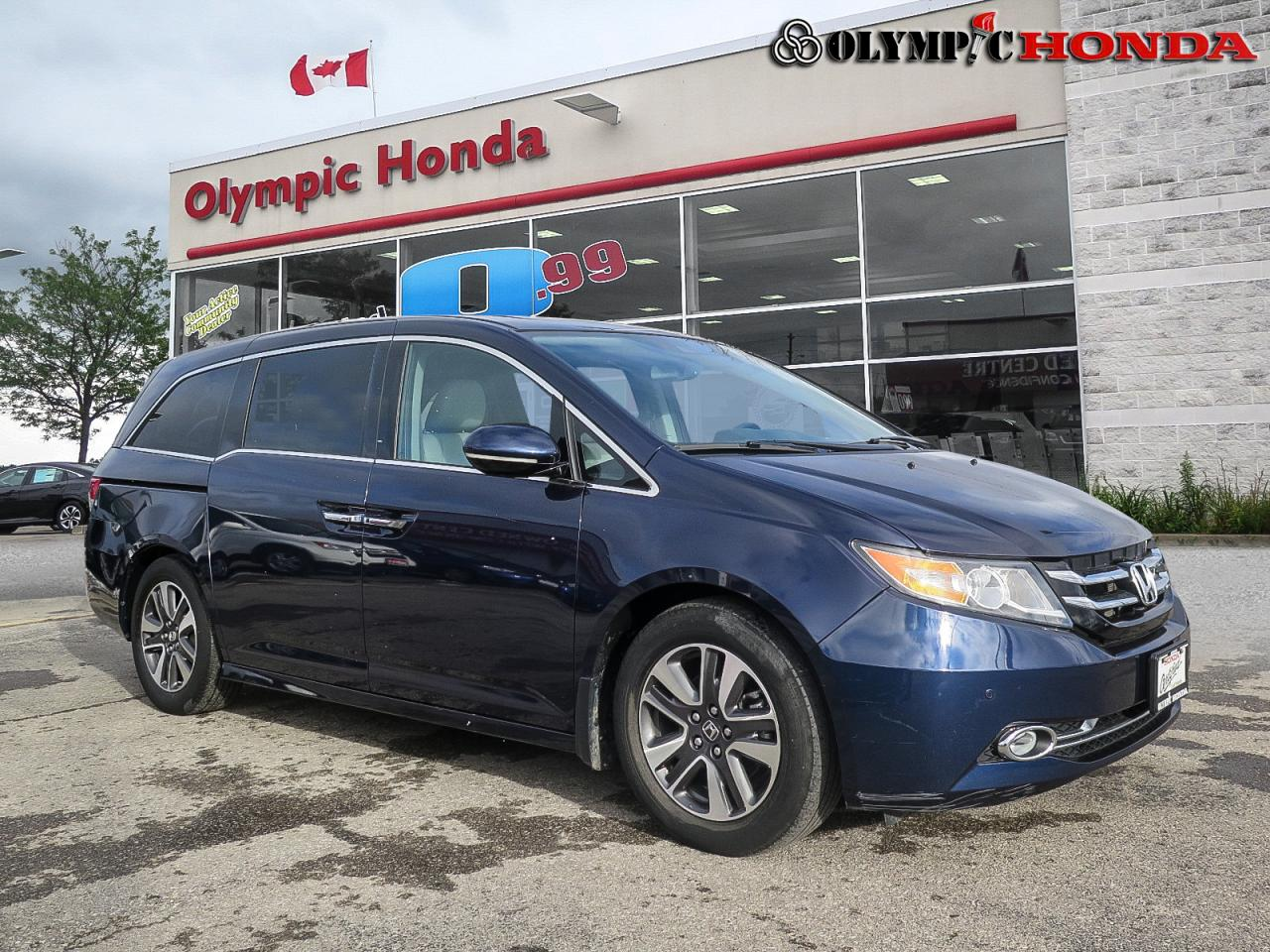 used 2015 honda odyssey touring for sale in guelph ontario. Black Bedroom Furniture Sets. Home Design Ideas