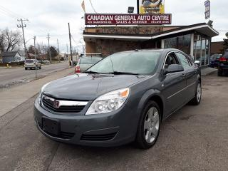 Used 2008 Saturn Aura XE for sale in Scarborough, ON