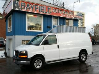 Used 2016 GMC Savana Cargo **A/C/Power Group/Cruise** for sale in Barrie, ON