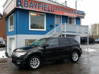 Used 2010 Ford Edge SEL AWD **Leather/Sunroof/Only 87k!** for sale in Barrie, ON