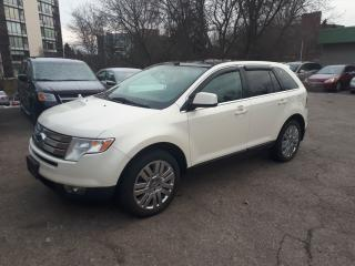 Used 2008 Ford Edge Limited for sale in Guelph, ON