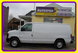 Used 2013 Ford E-250 3/4 Ton Econoline Cargo Van Loaded for sale in Woodbridge, ON