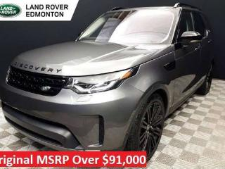 Used 2017 Land Rover Discovery HSELUX for sale in Edmonton, AB