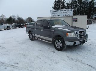 Used 2008 Ford F-150 4X4 XLT  4 DOOR for sale in Elmvale, ON