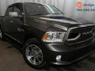 Used 2017 Dodge Ram 1500 Longhorn 4x4 Crew Cab for sale in Edmonton, AB