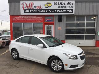 Used 2014 Chevrolet Cruze 1LT ONLY 37K LIKE NEW! for sale in London, ON