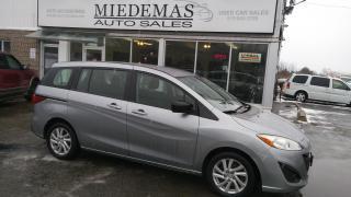 Used 2012 Mazda MAZDA5 GS for sale in Mono, ON