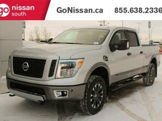 Used 2016 Nissan Titan XD PRO-4X:LEATHER, CUMMINS DIESEL, NAVIGATION for sale in Edmonton, AB