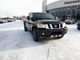 Used 2014 Nissan Titan Pro-4X for sale in Ottawa, ON
