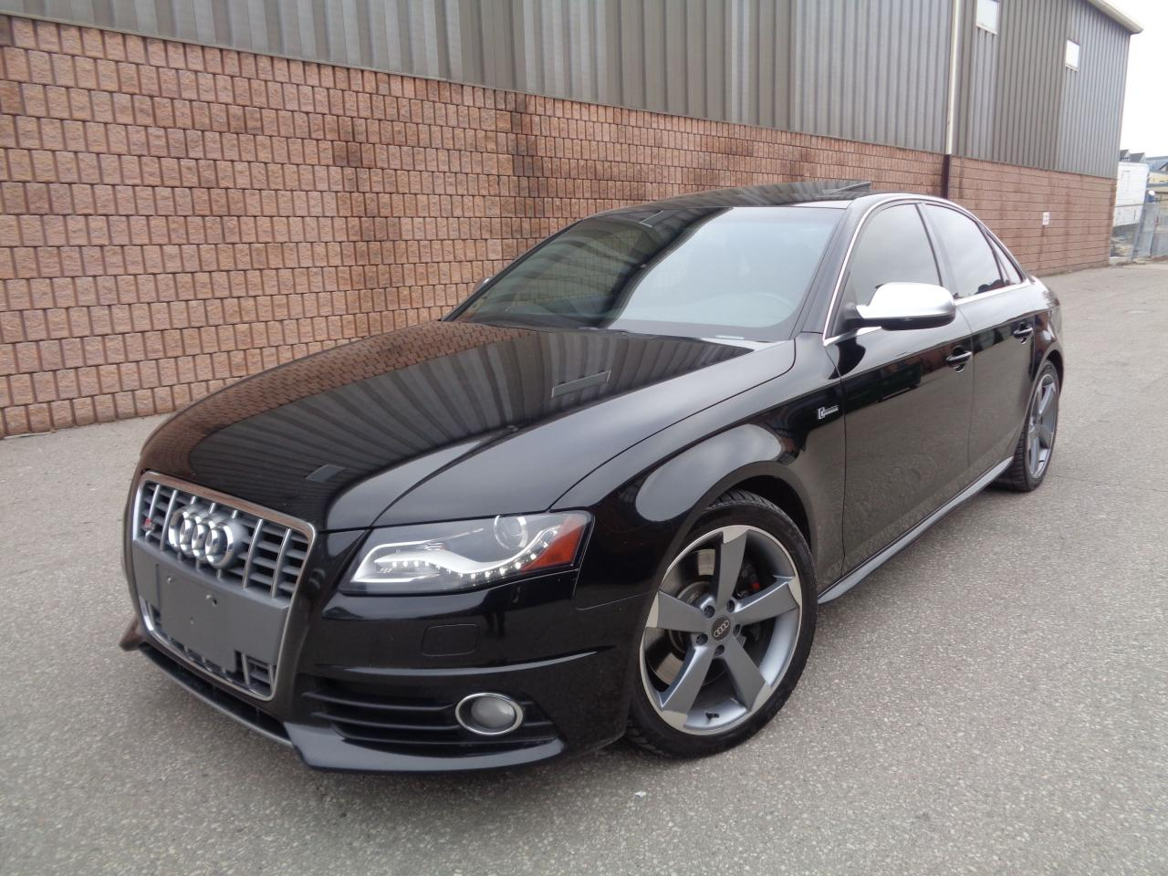 2011 Audi S4 For Sale Ontario