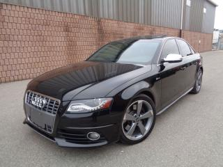 Used 2011 Audi S4 ***SOLD*** for sale in Etobicoke, ON
