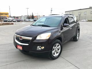 Used 2008 Saturn Outlook XR,7Pass,LowKm,Certify,Auto,3/YwarrantyAvailable for sale in North York, ON