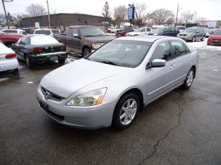 Used 2004 Honda Accord EX for sale in Sarnia, ON