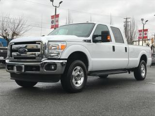 Used 2016 Ford F-250 Super Duty XLT for sale in Langley, BC