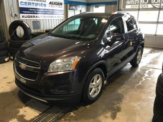 Used 2015 Chevrolet Trax LT for sale in Nicolet, QC