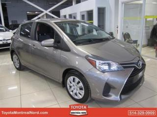 Used 2015 Toyota Yaris HB LE GR.ELECTRIC for sale in Montréal-Nord, QC