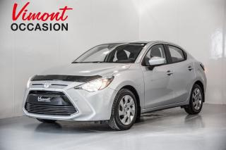 Used 2017 Toyota Yaris Berline A/c for sale in Laval, QC
