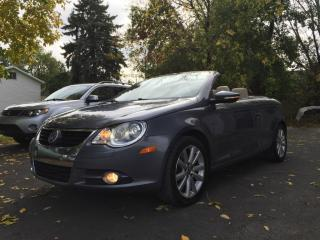 Used 2009 Volkswagen Eos FINANCEMENT 100% APPROUVE*garantie 1an for sale in Ste-Madeleine, QC