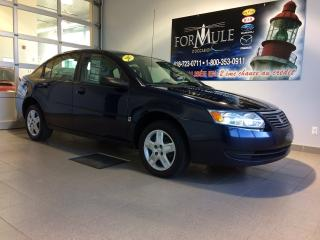 Used 2007 Saturn Ion for sale in Rimouski, QC