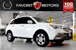 Used 2008 Acura MDX AWD | 7-PASSENGER | LTHR | HEATED SEATS | SUNROOF for sale in North York, ON