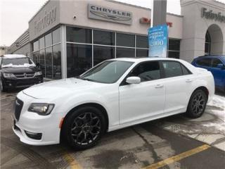 Used 2017 Chrysler 300 S. Only White S. AWD  on Line for sale in Burlington, ON