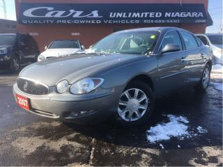 Used 2007 Buick Allure CX for sale in St Catharines, ON
