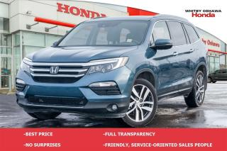 Used 2017 Honda Pilot Touring for sale in Whitby, ON
