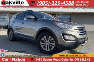 Used 2014 Hyundai Santa Fe Sport 2.4 PREMIUM | HTD SEATS | CRUISE | BLUETOOTH for sale in Oakville, ON