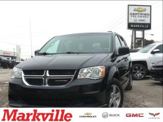 Used 2012 Dodge Grand Caravan SE - ONE OWNER TRADE -CERTIFIED PRE-OWNED for sale in Markham, ON