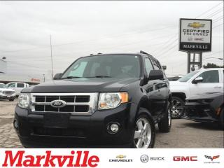 Used 2011 Ford Escape XLT - CERTIFIED PRE-OWNED for sale in Markham, ON