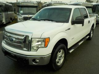 Used 2011 Ford F-150 XLT SuperCrew Short Box 4WD Ecoboost for sale in Burnaby, BC