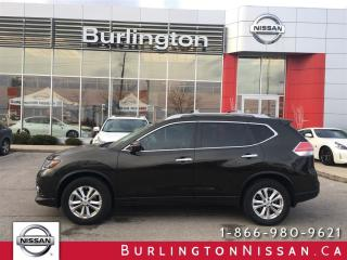 Used 2014 Nissan Rogue SV, AWD, MOONROOF, ACCIDENT FREE ! for sale in Burlington, ON