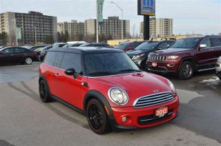 Used 2012 MINI Cooper Clubman Base - Bluetooth, Sunroof, Heated Seats for sale in London, ON
