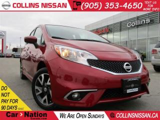 Used 2015 Nissan Versa Note 1.6 SR | ALLOYS | LOCAL TRADE  | LOW KM'S | for sale in St Catharines, ON