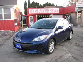 Used 2012 Mazda MAZDA3 GS-SKY for sale in Cambridge, ON
