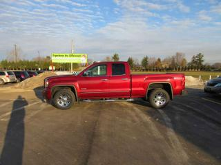 Used 2015 GMC SIERRA 1500 SLE 4WD for sale in Cayuga, ON