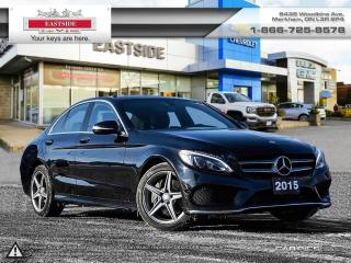 Used 2015 Mercedes-Benz C 300 - for sale in Markham, ON