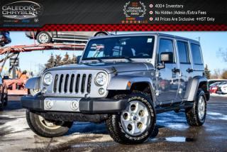 Used 2015 Jeep Wrangler Unlimited Sahara|4x4|Hard Top|Navi|Bluetooth|R-Start|Heated Front seats|18